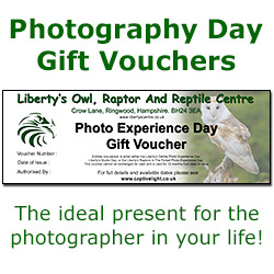 Buy A Libertys Photography Day Gift Voucher Here